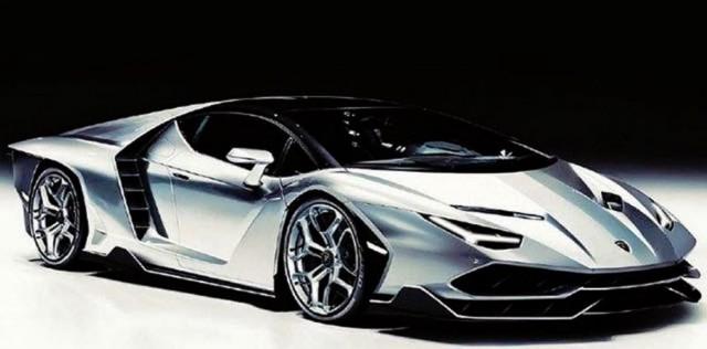 Lamborghini Centenario LP 770-4 Leaked via Marchettino