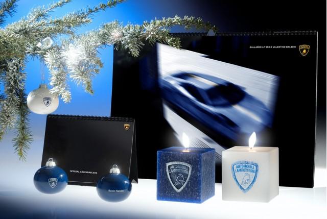Lamborghini Christmas Collection