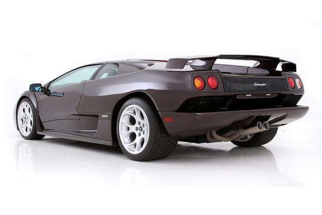 Lamborghini Diablo Coupe