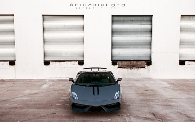 Lamborghini Gallardo Spyder Performante LP570-4 gallery by Jordan Shiraki