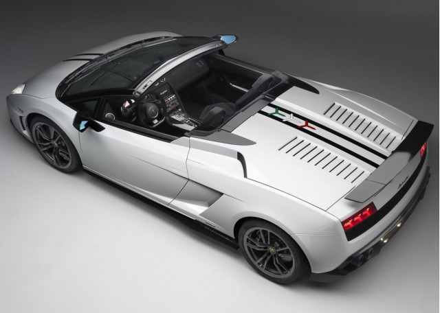 Lamborghini Gallardo Spyder Performante LP 570-4