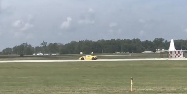 Underground Racing goes 257 mph in Lamborghini Huracán