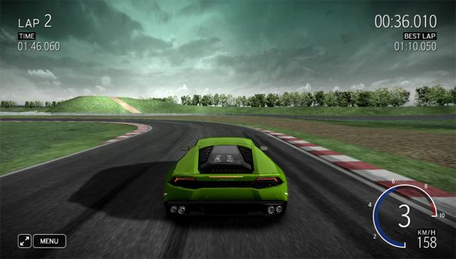 Lamborghini Hurac 225 N Lp 610 4 Online Driving Simulator Debuts