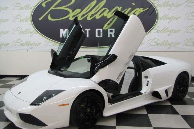 Ebay Watch Ultra Rare Lamborghini Murcielago Lp640 Roadster Versace