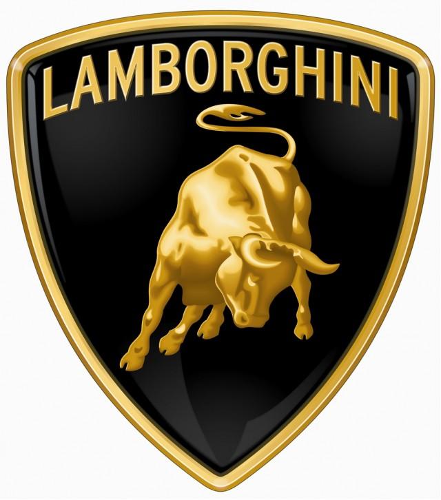 Lamborghini Raging Bull badge