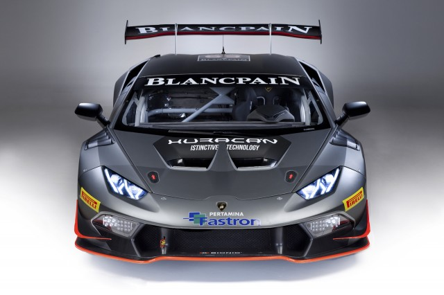 Lamborghini Super Trofeo Middle East