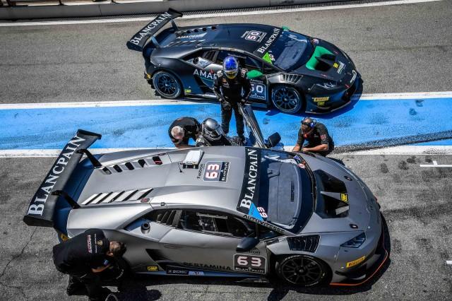 Lamborghini Super Trofeo Middle East