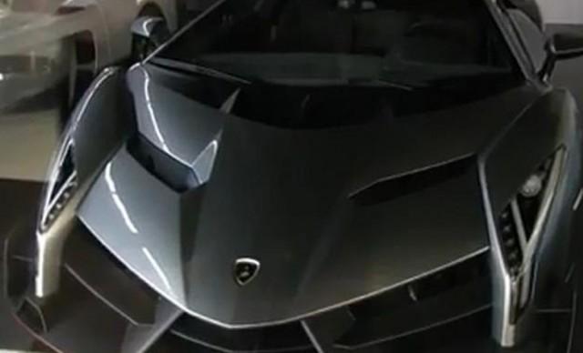 Lamborghini Veneno - Image via Mobile