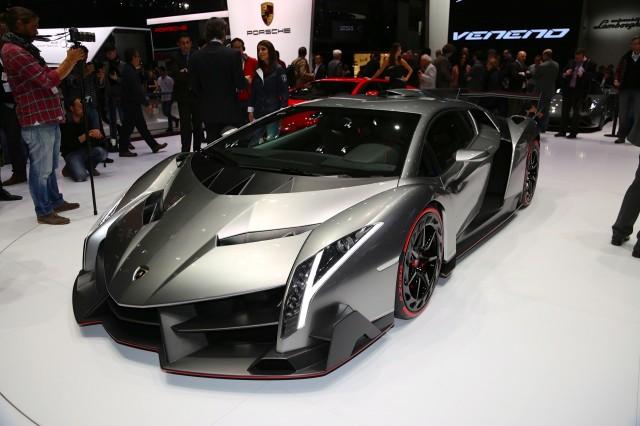 Lamborghini Veneno The Hypercar That Surprised Even Its