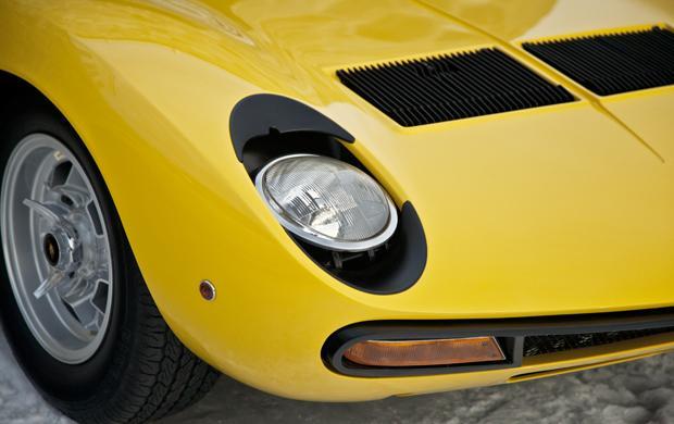 1971 Lamborghini Miura P400 Sv Sells For Record 1 7 Million At