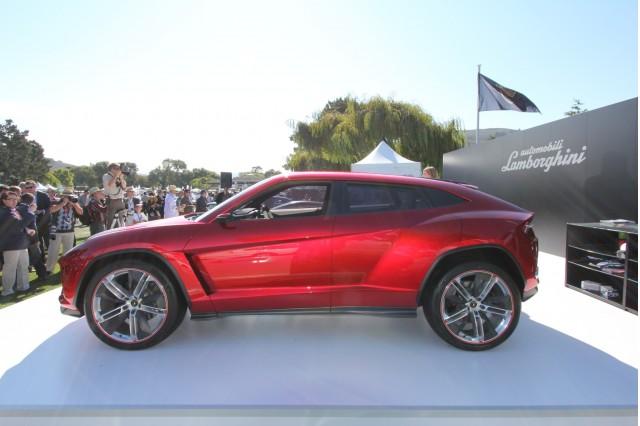 Lamborghini Urus will be fastest SUV around Nürburgring, top 187 mph