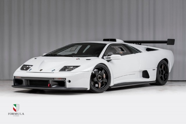 Lamborghini Diablo GTR for sale