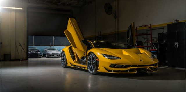 Third Lamborghini Centenario US delivery, photo credit: Robert Grubbs