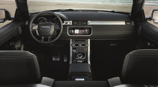 2017 land rover range rover evoque convertible preview video. Black Bedroom Furniture Sets. Home Design Ideas