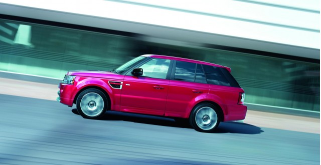 Land Rover Range Rover Sport HSE 'Red' and 'Luxury' Editions