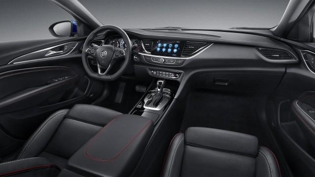 Buick Regal GS (Chinese spec) leaked - Image via Kolesa