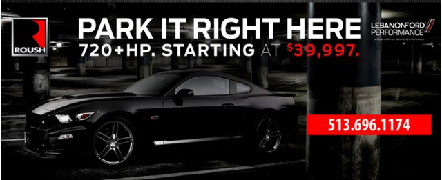 Lebanon Fordu0027s ad for its $39997 727-horsepower Ford Mustang GT  sc 1 st  MotorAuthority & Ohio dealer selling 727-hp Ford Mustangs for $39997 markmcfarlin.com