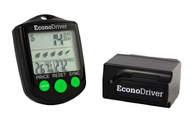 Lemur Vehicle Monitors EconoDriver