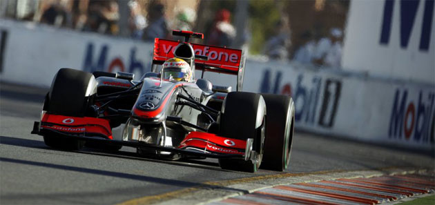The typically taciturn Martin Whitmarsh, head of McLaren's F1 team, thinks there will be only one series to survive