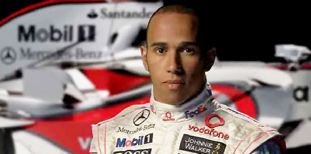 The youngest-ever Formula 1 Driver's Championship winner is now also an MBE