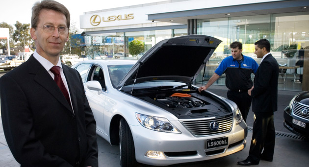 Aspects customers valued most included a friendly staff, loaner vehicles and high quality service on non-warranty jobs