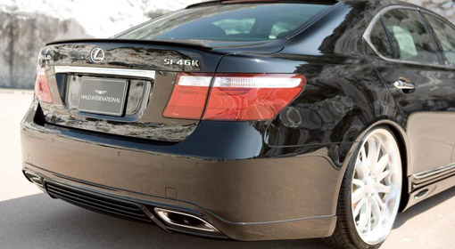 Lexus Ls460 By Wald International