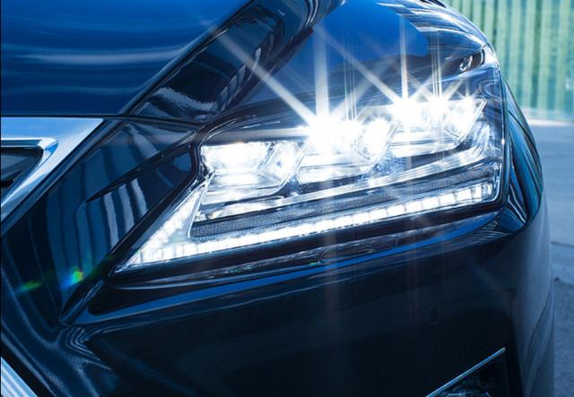 Lexus RC Premium Triple Beam Headlamp Package
