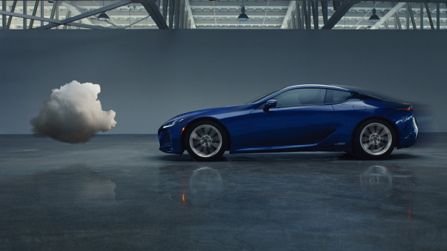 Lexus says its hybrids are fast as h