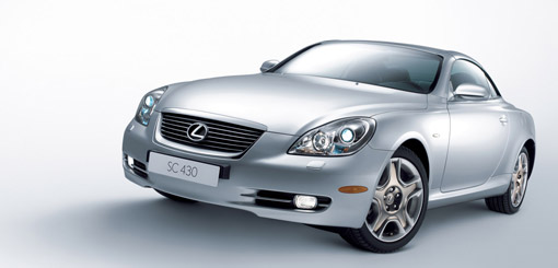 Lexus SC430 may be axed