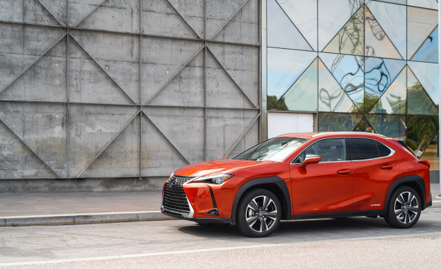 Lexus unveils details for its subscription plan