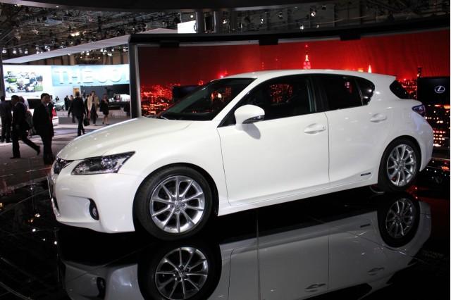 2011 Lexus CT200h