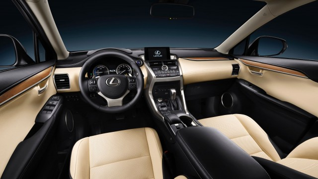2015 Lexus NX Compact Crossover Launches With Hybrid And Turbo Options