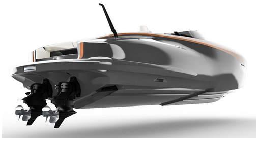 Lexus has created the Sport Yacht Concept