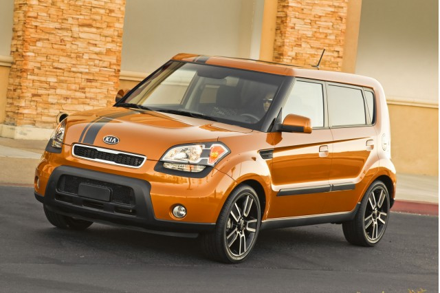 Limited-edition Kia Soul 'Ignition'