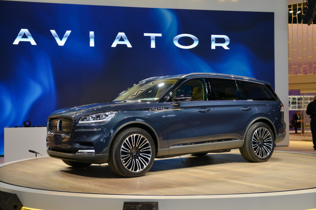 Lincoln Nautilus Price >> 2019 Lincoln Aviator crossover to include plug-in hybrid version