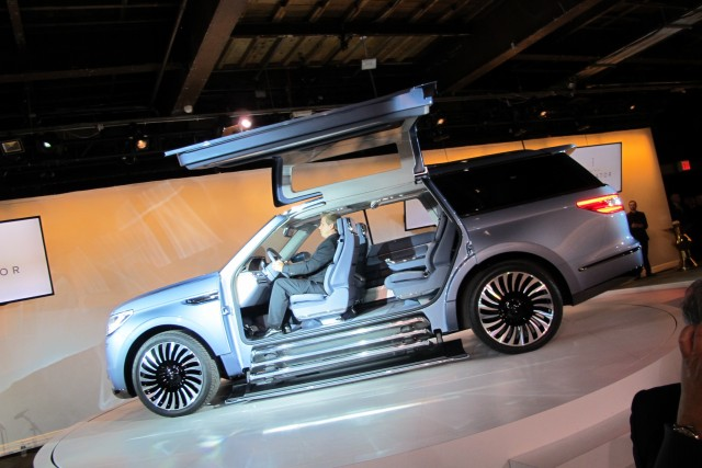 2017 Nissan Gt R Mazda Mx 5 Miata Rf Lincoln Navigator Concept Today S Car News