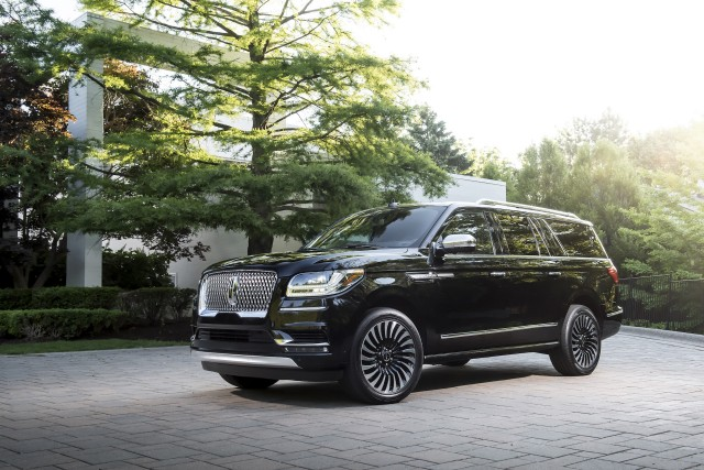 2018 lincoln black label navigator. brilliant 2018 2018 lincoln navigator l in black label destination trim in lincoln black label navigator a