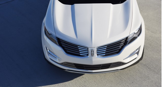 Lincoln Considering Near Premium Compact Sedan Report