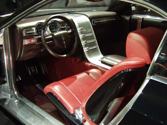 Lincoln MK9 Concept