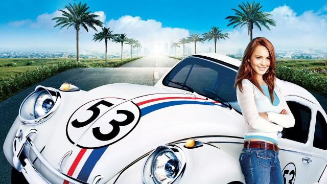 Lindsay Lohan in Herbie: Fully Loaded
