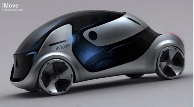 Apple Electric Car Project