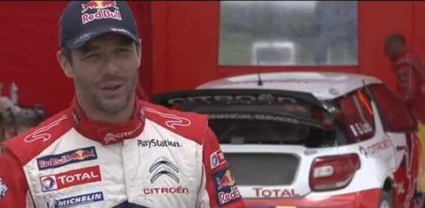 Loeb to race at 2012 X Games rallycross