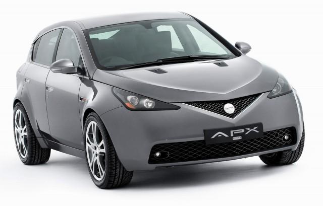 Lotus APX concept, 2006 Geneva Motor Show