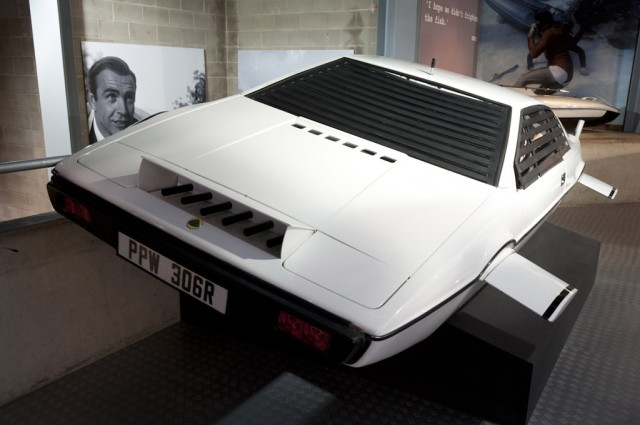 Lotus Esprit S1 'Wet Nellie' from The Spy Who Loved Me