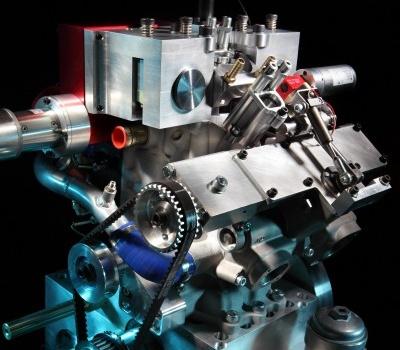 Lotus Omnivore engine Phase 1 testing