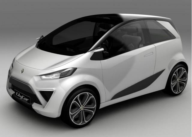 2010 Lotus City Car Concept