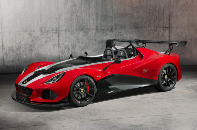 Lotus 3-Eleven 430 - final edition is the most extreme