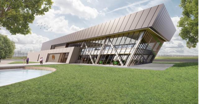 Lotus Hethel headquarters renovations