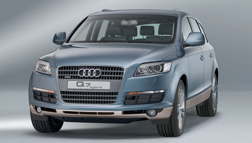 Low dollar forces Audi to cancel U.S. Q7 hybrid plans