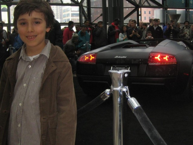 A 9 Year Old Rates The Green Cars At New York S Auto Show